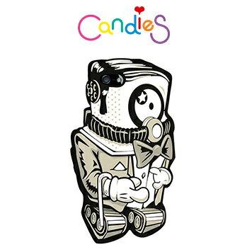 FENICE:【Candies】獨眼機械舞者-IPhone5/5S/5C/SE