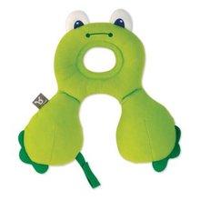 BenBat兒童(1-4歲)防落枕動物造型護頸枕(顏色隨機)