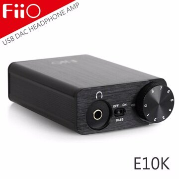 FiiO E10K USB DAC數位類比音源轉換器 店面提供試聽