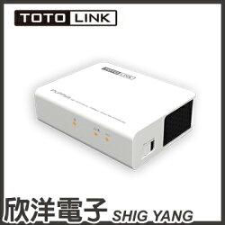 ※ 欣洋電子 ※ TOTOLINK 可攜式無線寬頻分享器 (iPuppyIII)