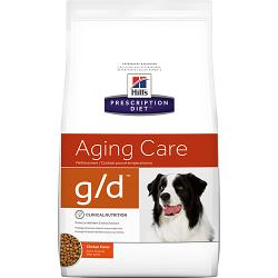 *Mi Gu*希爾思Hill's《犬用g/d》8.5 lb - 處方食品