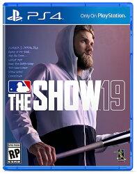 【預購商品】PS4 美國職棒大聯盟2019 MLB THE SHOW 19 一般版 英文版 3/27【台中恐龍電玩】