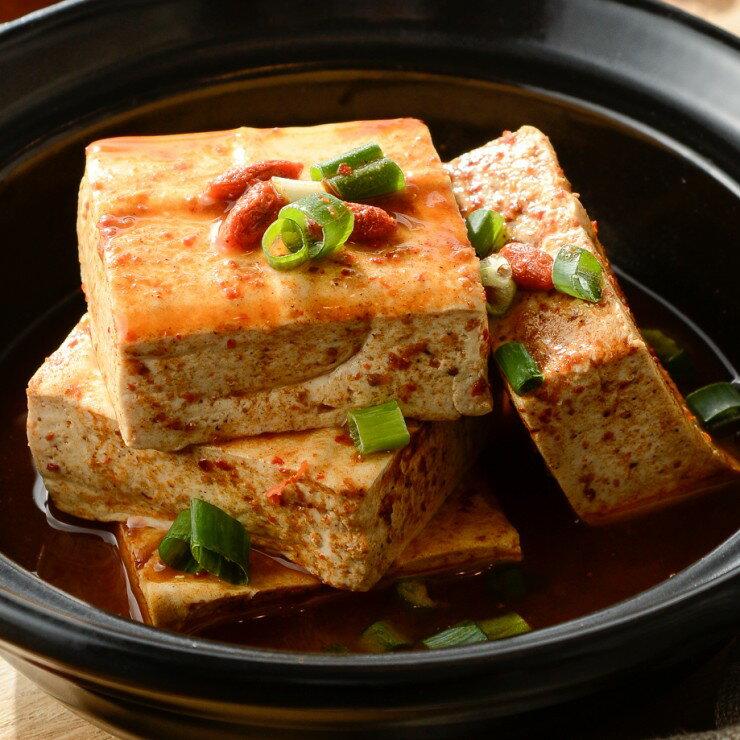 麻辣臭豆腐(小包5入) 在地排隊美食/ 中藥熬煮/ 麻而不辣/ 不口乾舌燥 【媽祖埔豆腐張】