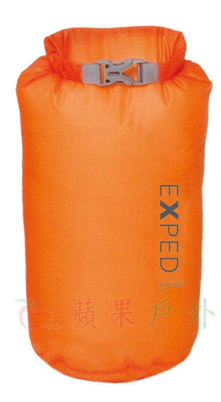 【【蘋果戶外】】Exped 20101511 瑞士 Fold Drybag UL 3L 防水袋 XS 泛舟溯溪打包袋
