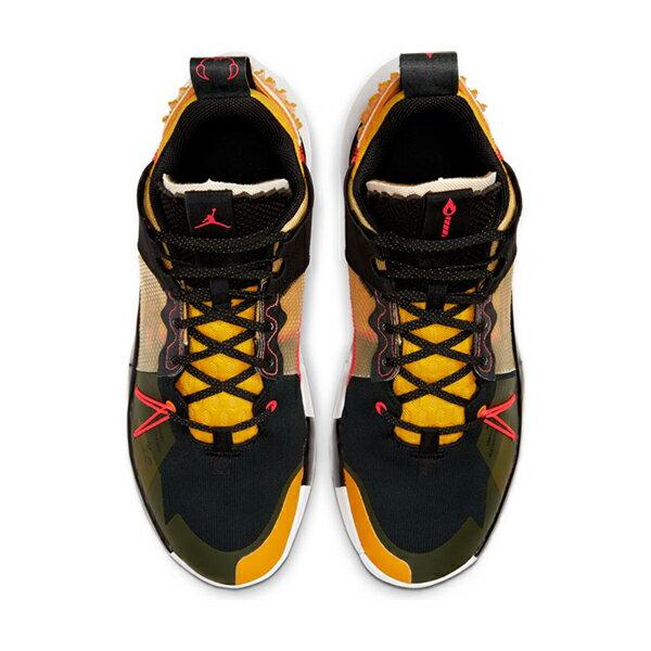 【NIKE】JORDAN WHY NOT ZER0.2 SE PF 籃球鞋 運動鞋 黑 黃 男鞋 -AV4126002 3