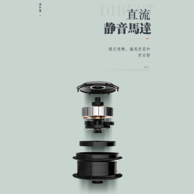 台灣現貨 2020新款 風扇 掛脖風扇 迷你小風扇 折疊風扇 USB 小風扇 可折疊 充電 手持 方便攜帶 超長使用時間 2