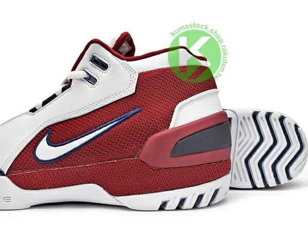 [29cm] 2017 小皇帝 LeBron James 世界限量 500 雙 超限量復刻 NIKE AIR ZOOM GENERATION FIRST GAME 白紅 主場配色 NBA 第一雙代言鞋款 H2 悍馬車 (941911-100) ! 3