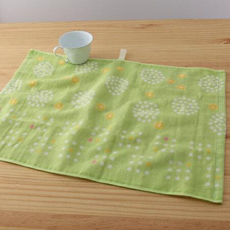 【taoru】深夜食堂|小春日和 - 日本毛巾 34x45cm(廚房巾)– 貼心附掛繩,吊掛後更快乾哦!