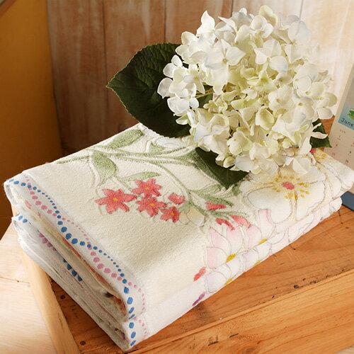 taoru:【taoru】花想容-日本浴巾68x130cm-品質一級棒,立體圖樣的精緻浴巾!