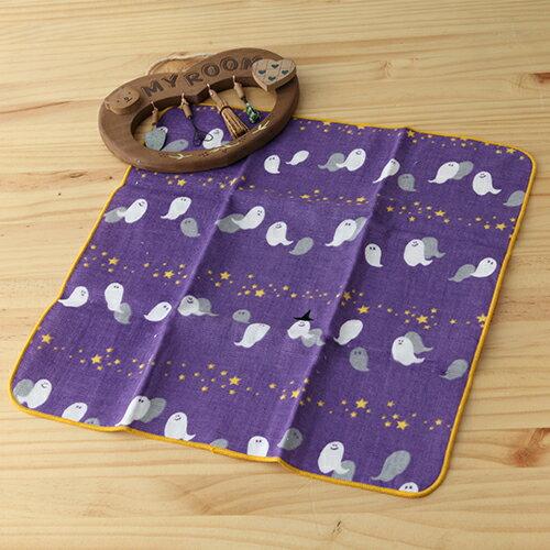 taoru 日本毛巾 和的風物詩_魔法小精靈 30*30 cm (仕女手巾 紗布毛巾 秋時)