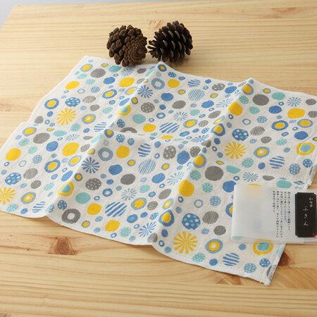 日本廚房巾 : 甜蜜廚房 糖果 30*40 cm (奈良蚊帳生地 -- taoru 日本毛巾)