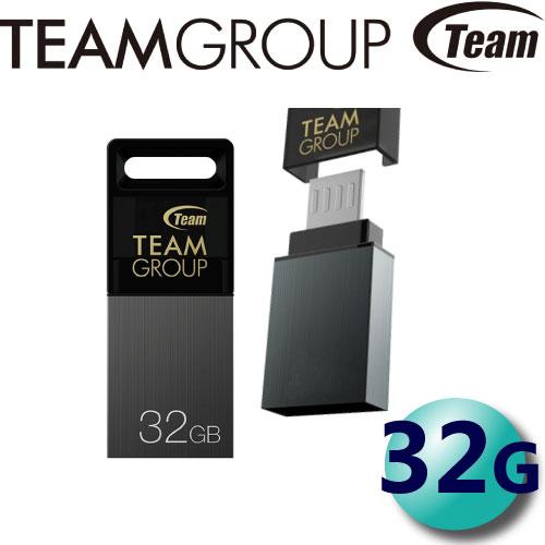 Team 十銓 32GB M151 OTG USB2.0 隨身碟