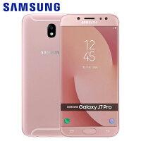 Samsung 三星到SAMSUNG GALAXY J7 PRO智慧型手機J730GM - 粉【愛買】