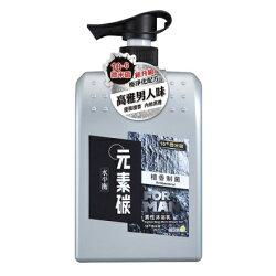 水平衡 元素碳 男性沐浴乳-檀香制菌 800g