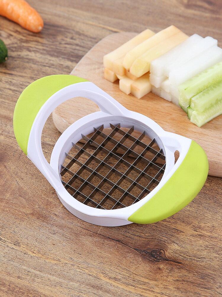 切薯條神器家用土豆切條機手動做薯條的工具黃瓜蘿卜刀薯條切條器1入