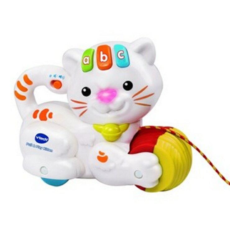 【寶貝樂園】Vtech 拉拉音樂貓咪