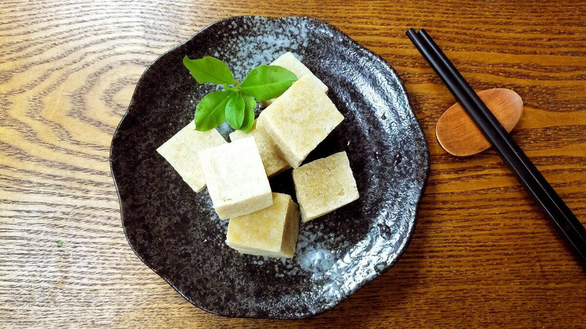 非基因改造凍豆腐-【利津食品行】火鍋料 關東煮 凍豆腐 冷凍食品