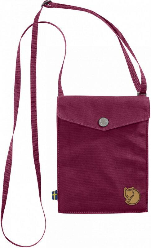 Fjallraven 小狐狸 旅行隨身袋/護照包/口袋包 24221 Pocket Fjallraven 小狐狸 旅行隨身袋/護照包/口袋包 24221 Pocket 420紫紅