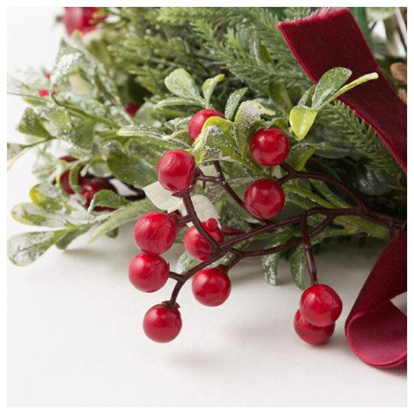 聖誕裝飾花束 RED NITORI宜得利家居 6