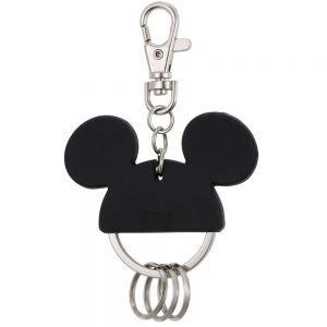 ~禾宜 ~米奇 鑰匙圈 黑 WD~335 Mickey Black Key chain N