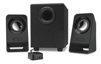 [雙周特惠] 羅技 Logitech Z213 多媒體喇叭 2.1聲道音箱 便利線控 可調低音
