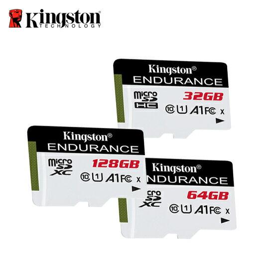 Kingston 金士頓 HIGH ENDURANCE microSD A1 U1 行車記錄器/監視器記憶卡