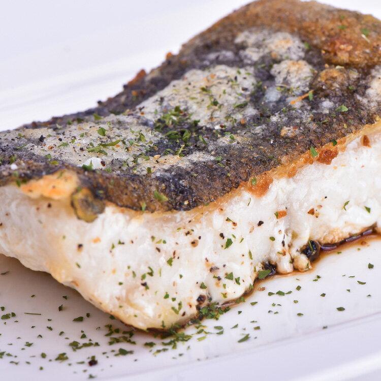 買一送二【新鮮物語】日本北海道生食級干貝3S (10顆 / 包) x1 + 花斑狼魚菲力 230g x2 4