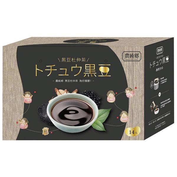 【2件組】農純鄉黑豆杜仲茶14入裝