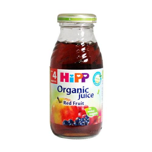 HiPP喜寶有 機綜合紅寶多果汁-單罐★衛立兒生活館★