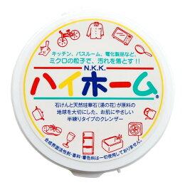 日本製 HIGH HOME 湯之花 萬用清潔膏 400g 超強去污清潔劑