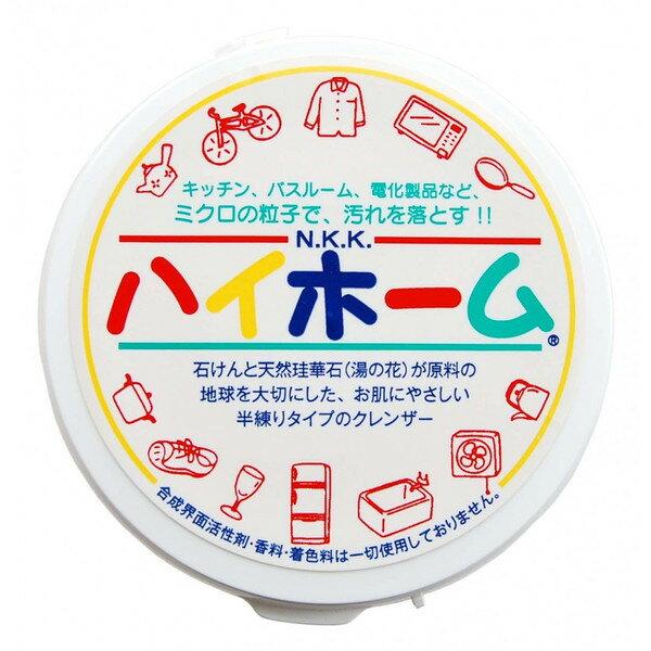 日本製 HIGH HOME 湯之花 萬用清潔膏 400g 超強去污清潔劑*夏日微風*