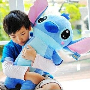 美麗大街【1502020807】史迪奇長型18吋玩偶抱枕