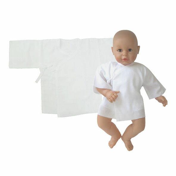 小奶娃婦幼用品:寶貝屋-無接縫紗布肚衣