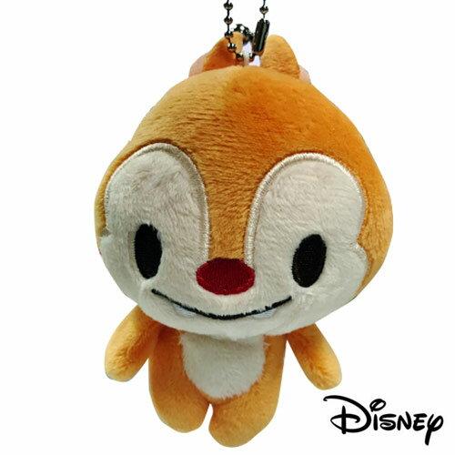 蒂蒂款【日本進口】奇奇蒂蒂 迪士尼人物 立體 珠扣零錢包 珠扣包 零錢包 吊飾 Disney - 060371