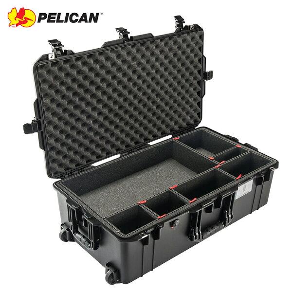 ◎相機專家◎Pelican1615AirTP超輕防水氣密箱(TrekPak隔板組)拉桿帶輪公司貨