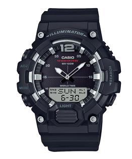 CASIO卡西歐HDC-700-1A長效電池數字指針經典雙顯腕錶