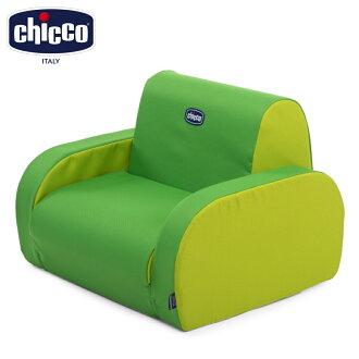 chicco-Twist多功能寶貝成長小沙發-青翠綠