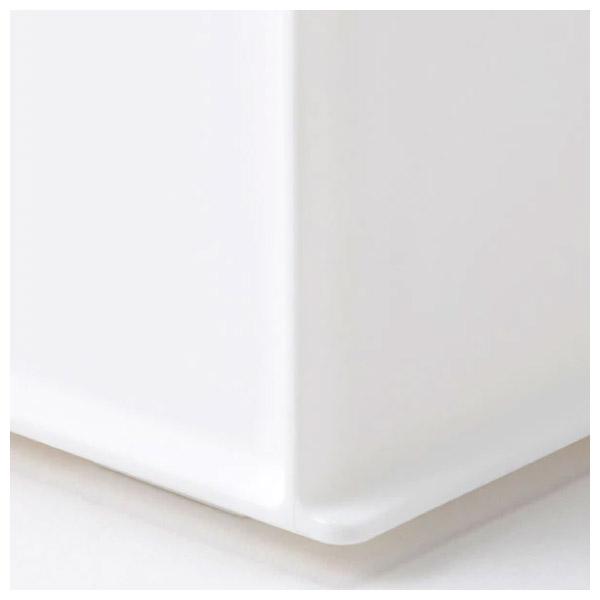 收納盒 直式半格型 N INBOX WH NITORI宜得利家居 5