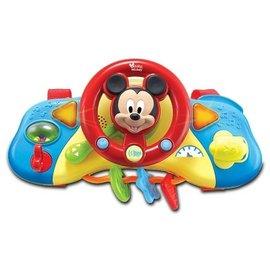 迪士尼寶寶系列米奇多功能音樂方向盤(迪士尼授權/6首音樂)→FB姚小鳳