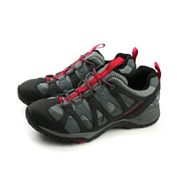 HUMAN PEACE:MERRELLALLOUTBLAZE2GTXGORE-TEX多功能鞋運動鞋防水咖啡紅色女鞋ML09382no859