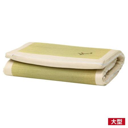 ★單人 雙目藺草記憶純棉床墊 3x6.2