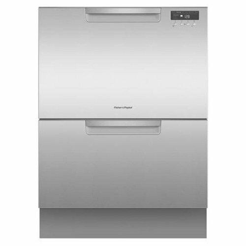 Fisher&Paykel菲雪品克DD60DCHX9抽屜式洗碗機雙層不鏽鋼(14人份)