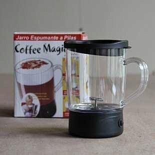 =優生活=『 特價120元 』COFFEE MAGIC!迷你電動式奶泡咖啡自動攪拌杯 打奶泡機 奶昔攪拌