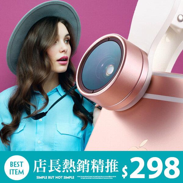Lieqi Funipica 0.36X 超廣角 + 15倍 微距 F515 【E2-038】 二合一鏡頭組 正品 比0.4X還要廣★