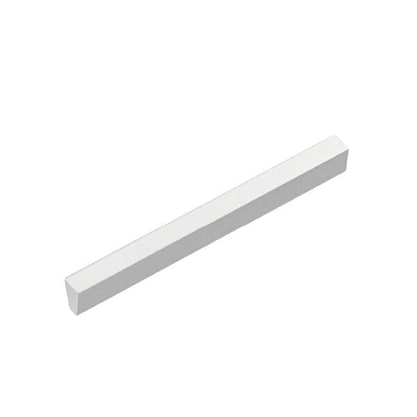 易利裝生活五金:A711-1,6.4cm孔距,8cm總長把手取手手把可訂製長度尺寸