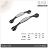 【 EASYCAN  】Z789 易利裝生活五金 櫥櫃抽屜把手取手 陶瓷 浴室 廚房 房間 臥房 衣櫃 小資族 辦公家具 系統家具 - 限時優惠好康折扣