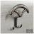 【 EASYCAN  】652 掛勾 易利裝生活五金 鋅合金 房間 臥房 衣櫃 小資族 辦公家具 系統家具 0