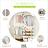 【 EASYCAN  】ECR011-3 頂天地立組合 易利裝生活五金 房間 臥房 衣櫃 小資族 辦公家具 系統家具 1