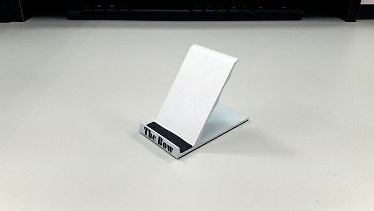 【 EASYCAN 】鋁合金手機座 小平板電腦手機座 名片座 2