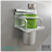 C101 15cm單杯架 易利裝生活五金 鋁合金 廚房 餐廳 房間 浴室 小資族 辦公家具 系統家具 1